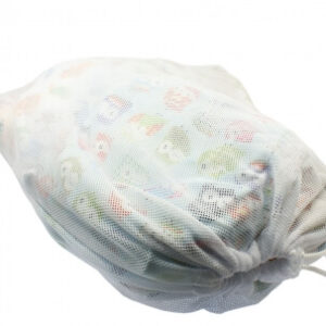 blümchen wäschenetz überhosen