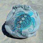 Salbei mit Schildkröte