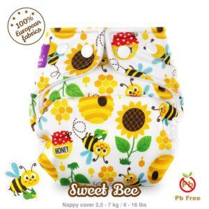 milovia überhose sweet bee