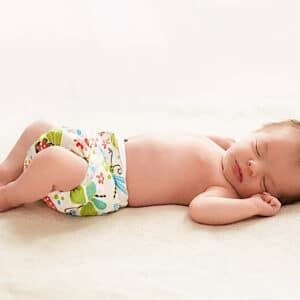 blümchen höschenwindel neugeborene baumwolle baby