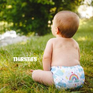 thirsties rainbow