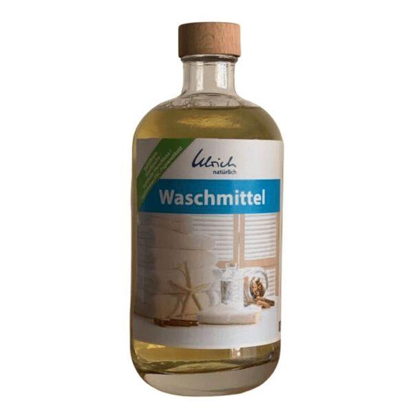 ulrich natürlich waschmittel für überhosen glasflasche