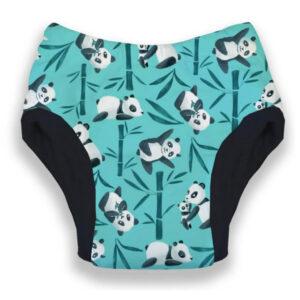 thirsties trainerhose panda