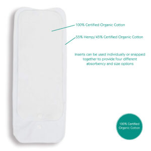 thirsties natural pocket saugmaterial aus biobaumwolle hanf